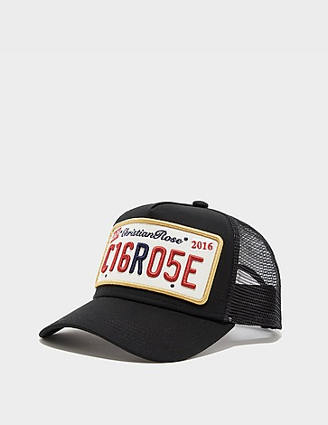 Christian Rose C16 Plate Cap