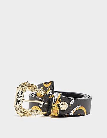 Versace Jeans Couture Baroque Belt