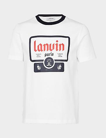 Lanvin Box Logo T-Shirt