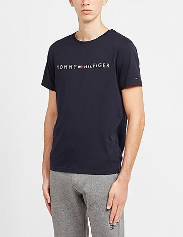 Tommy Hilfiger Colour Block Logo Short Sleeve T-Shirt