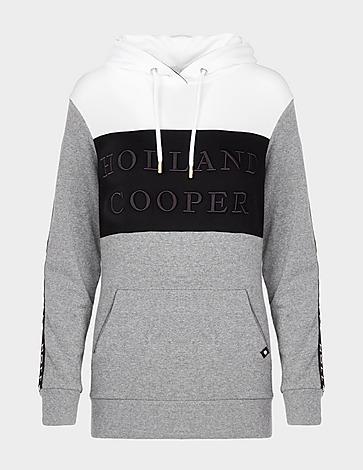 Holland Cooper Deluxe Glitter Tri Hoodie