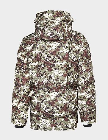 Moncler Blanc Camo Jacket