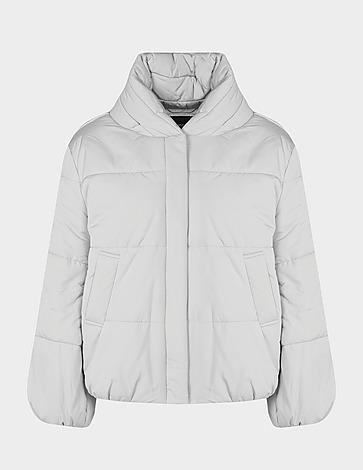 Emporio Armani Short Tape Puffer Jacket