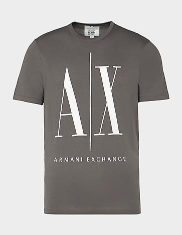 Armani Exchange Icon Logo T-Shirt