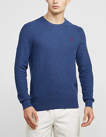Polo Ralph Lauren Textured Knitted Jumper