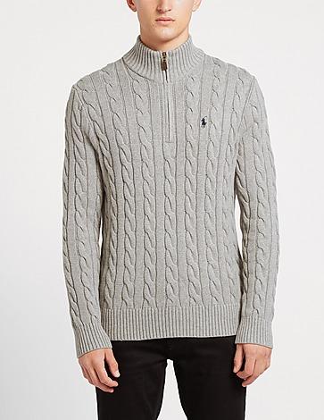 Polo Ralph Lauren Cable Knit Sweatshirt