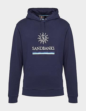 Sandbanks Sun Stripe Hoodie
