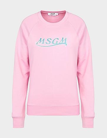 MSGM Signature Logo Sweatshirt