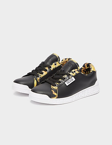 Versace Jeans Couture Baroque Court Trainers