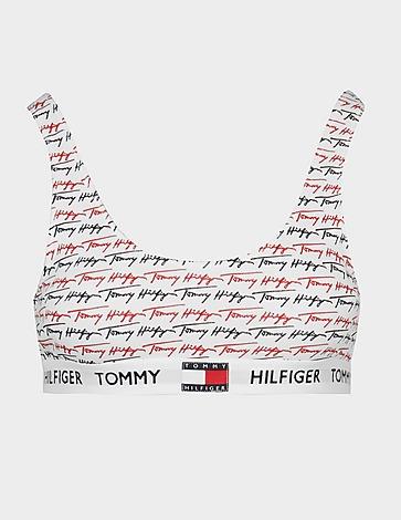 Tommy Hilfiger Underwear Rainbow All Over Print Bralette