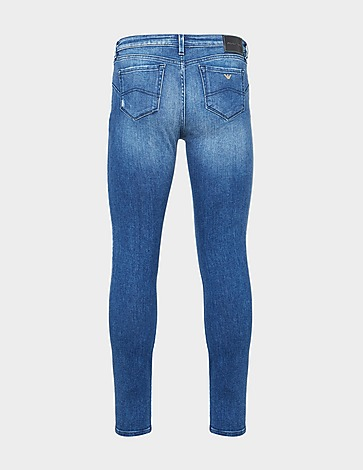 Emporio Armani J23 Super Skinny High Waist Jeans
