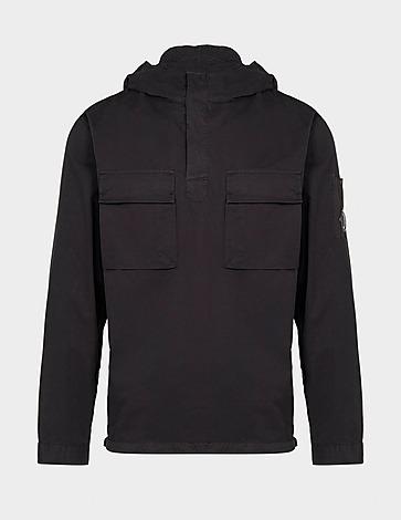 CP Company Hooded Smoke Overshirt
