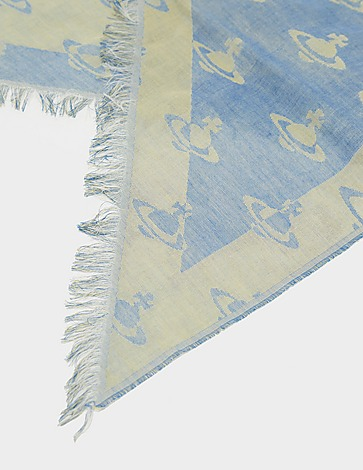 Vivienne Westwood Two Point Curve Scarf