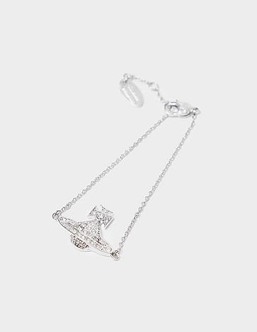 Vivienne Westwood Minnie Brass Bracelet