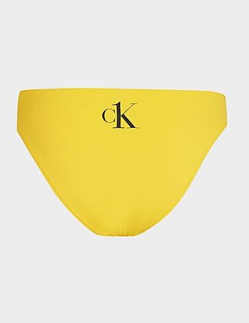 Calvin Klein Swim Basic Bikini Bottoms
