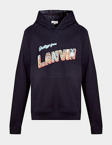 Lanvin Greetings From Hoodie
