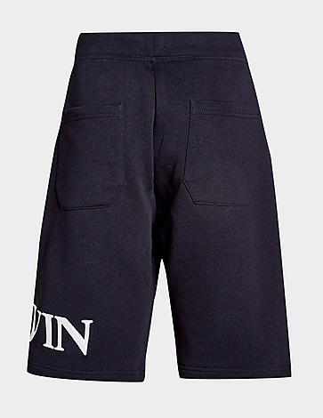 Lanvin Logo Shorts