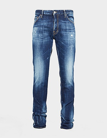 Dsquared2 Cool Washed Jeans