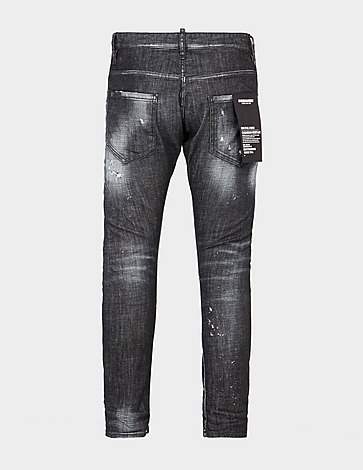 Dsquared2 Skater Double Tab Jeans