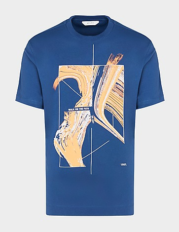 Z Zegna Walk Wave T-Shirt