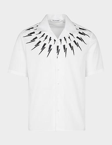 Neil Barrett Scribe Bolt Shirt