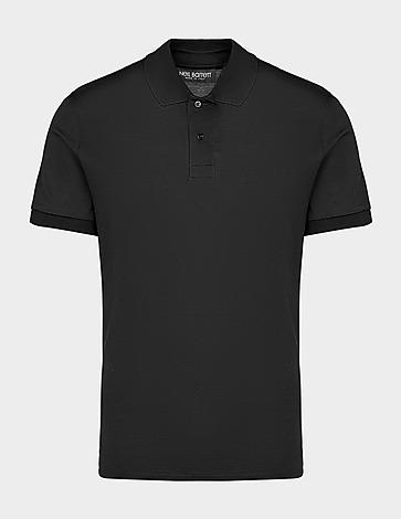 Neil Barrett Enamel Bolt Polo Shirt
