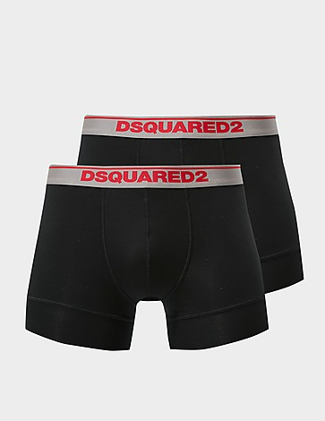 Dsquared2 3-Pack of Red Band Boxer Shorts