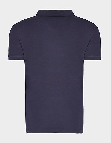 Tommy Hilfiger Shoulder Detail Polo Shirt