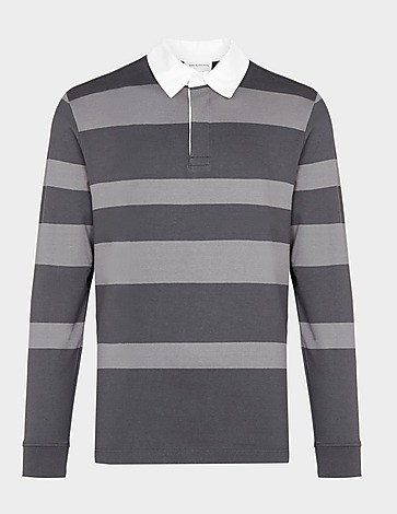 Norse Projects Bold Stripe Rugby Polo Shirt
