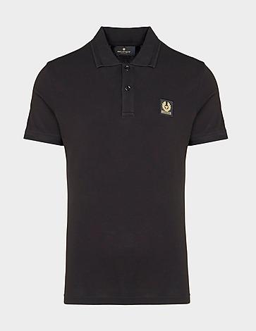 Belstaff Chest Patch Polo Shirt
