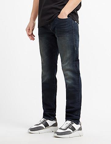 True Religion Core Roc Flap Slim Fit Jeans