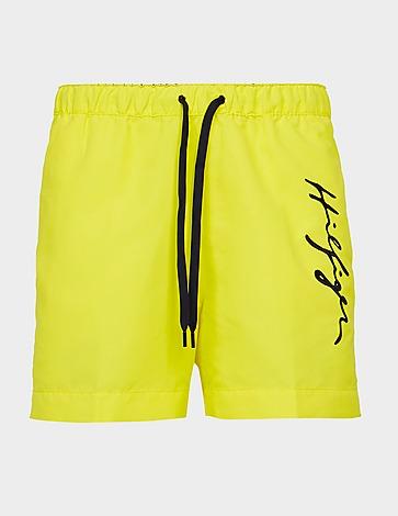 Tommy Hilfiger Loungewear Script Swim Shorts