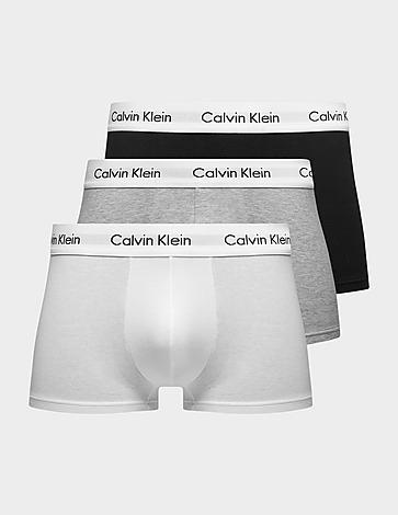 Calvin Klein Underwear 3-Pack Low Rise Boxer Shorts