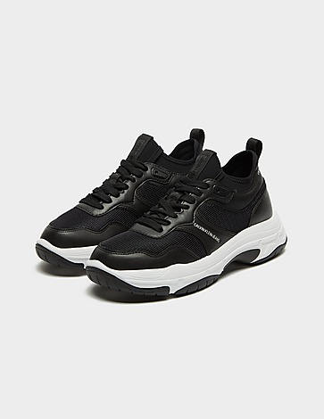 Calvin Klein Jeans Chunky Lace Up Trainers