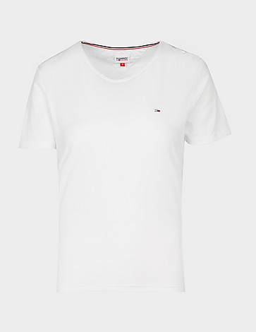 Tommy Jeans Slim Crew T-Shirt