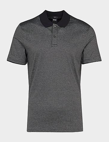 BOSS Philipson Stripe Polo Shirt