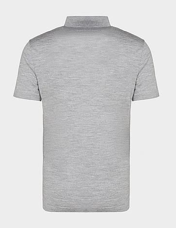 BOSS Press Wool Polo Shirt