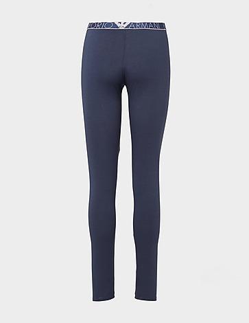 Emporio Armani Loungewear Iconic Logo Leggings
