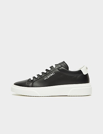 Valentino Shoes Leather Court Trainers