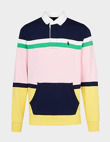 Polo Ralph Lauren Striped Rugby Sweatshirt