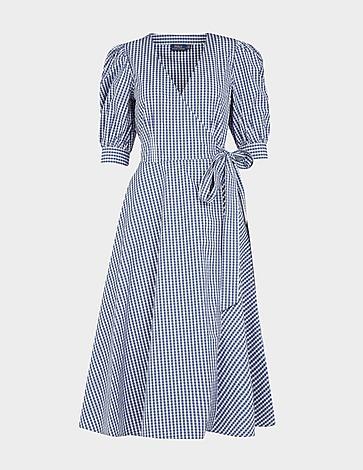 Polo Ralph Lauren Tanner Plaid Dress
