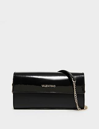 Valentino Bags Castla Patent Cross Body Bag