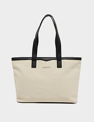 Valentino Bags Pamela Canvas Tote Bag