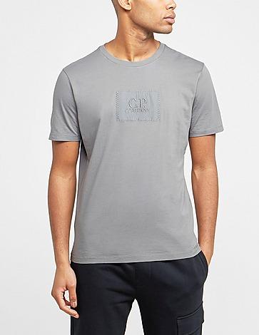 CP Company Nylon Patch Logo T-Shirt
