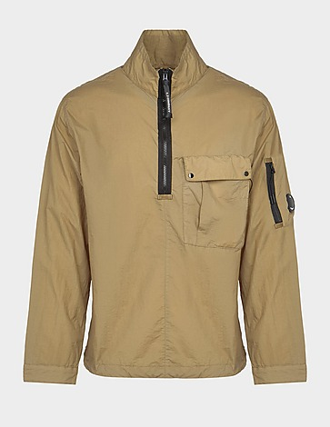 CP Company Tylon Smoke Overshirt