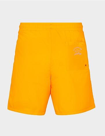 Paul and Shark Core Swim Shorts