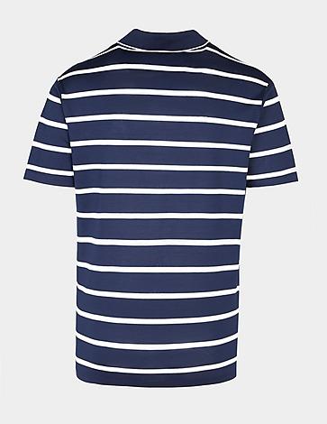 Paul and Shark Fine Stripe Polo Shirt