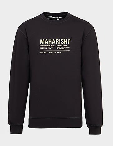 Maharishi Miltype Sweatshirt
