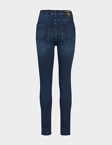 True Religion Halle High Rise Skinny Denim Jeans