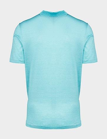 Gran Sasso Fine Stripe Polo Shirt